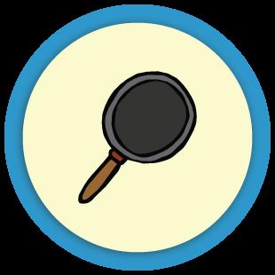 Flip-a-pancake game