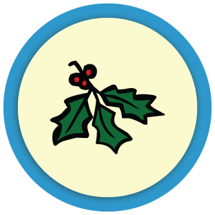Paires de Noël
