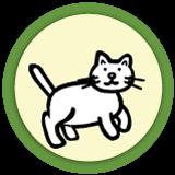 La chatte et les chatons